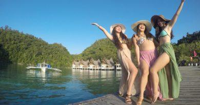 Die Philippinen im Video - Ein Besuch auf der Insel Bucas Gande in Siargao