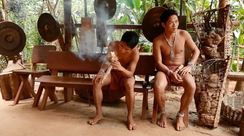 Die Philippinen im Video - Eine Präsentation des Stammes der Batak in Palawan