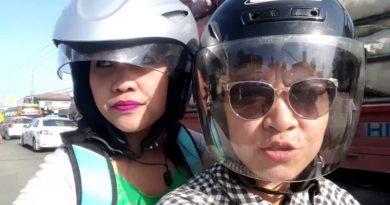 Die Philippinen im Video - Auf dem Markt von Tabunok