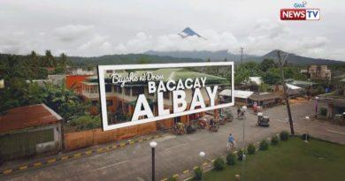 Die Philippinen im Video - Rund um Bacacay in der Provinz Albay