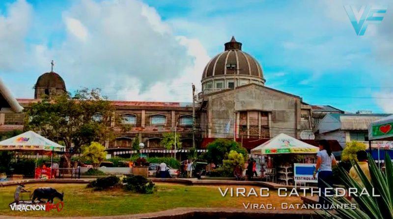 Die Philippinen im Video - Die Immaculate Conception Kirche und Kathedrale von Virac auf der Inselprovinz Catanduanes