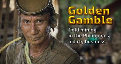 Die Philippinen im Video - Goldspiel - Goldabau ist ein schmutziges Geschäft