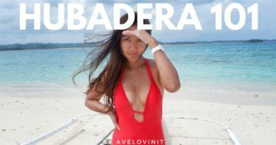 Die Philippinen im Video - Wie steht man im Bikini Modell, das zeigt uns Patrice wie sie es macht