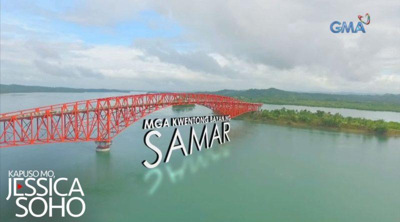 Die Philippinen im Video - Mit dem Bananenboot unter der San Juanico Brücke