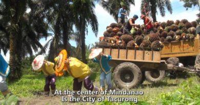 Die Philippinen im Video- Offizieller Besuch in Tacurong