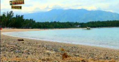 BIYAHE NI DREW - Drew in Mati, in Davao Oriental
