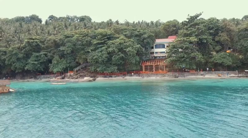 Die Philippinen im Video - Alibuag Strandresort in Sugbongcogon