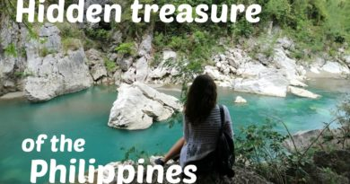 Die Philippinen im Video - Minalungao Nationalpark in Nueva Ecija