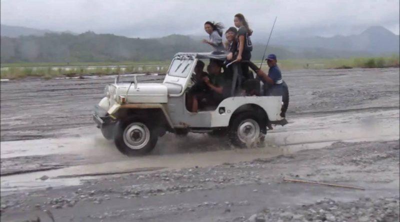 Die Philippinen im Video - Hilfe für das Aeta Dorf Capas in Tarlac
