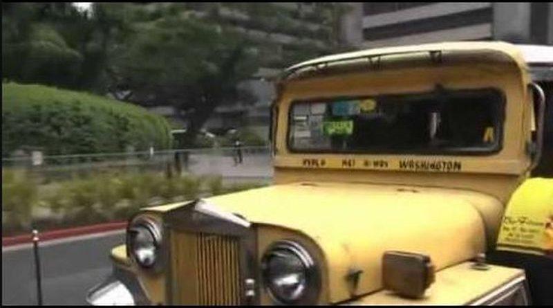 Die Philippinen im Video - Philippinische Jeepneys sind die Popkultur auf Rädern