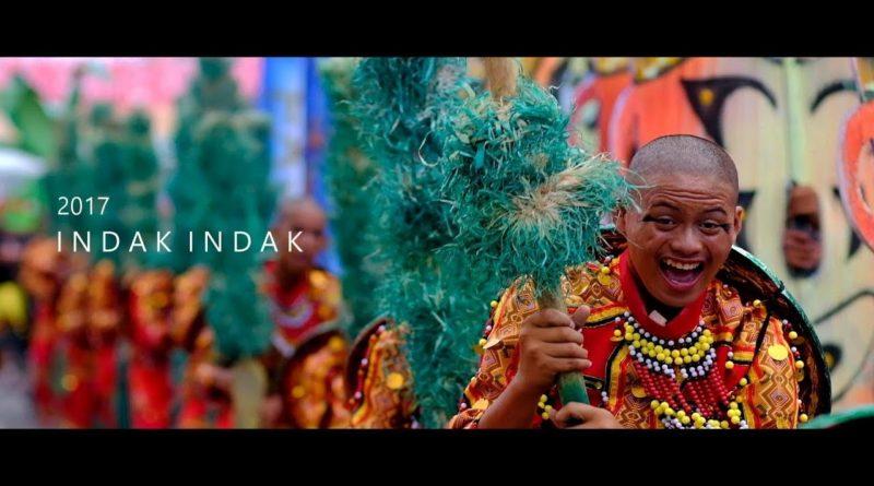 Die Philippinen im Video - Kidayawan 2017 - Indak Indak - Davao