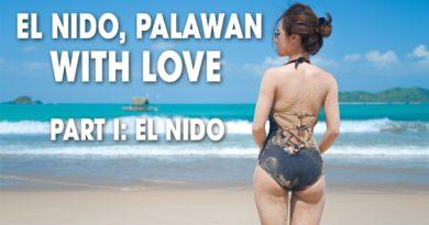 Die Philippinen im Video - El Nido Palawan - Schönster Platz in den Phlippinen
