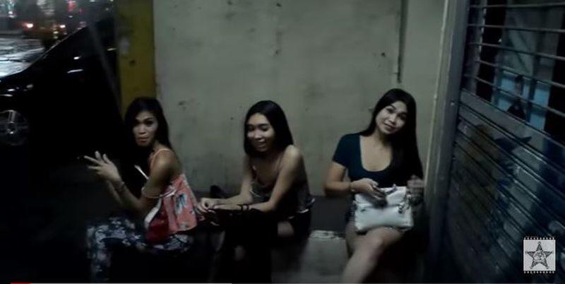 Die Philippinen im Video - Verrücktes Manila - Ladyboys werden wild