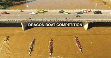 Die Philippinen im Video - Die Höhepunkte zum Drachenbootrennen, dem Kagayahan Gold Cup 2017 in Cagayan de Oro