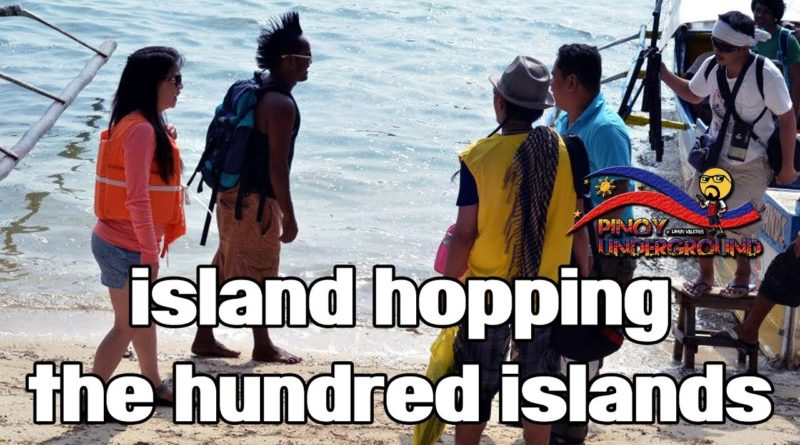 Die Philippinen im Video - Inselhüpfen im Hundred Island Natinalpark in der Provinz Pangasinan