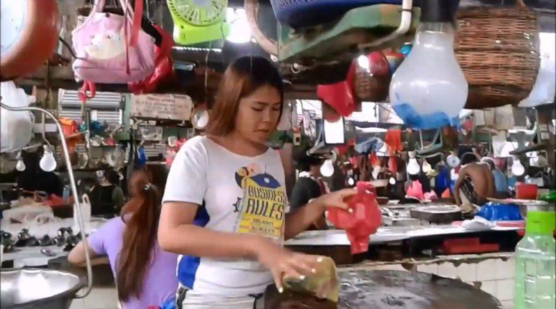Die Philippinen im Video - Palao ist der öffentliche Markt der Stadt Iligan in Lanao del Norte.