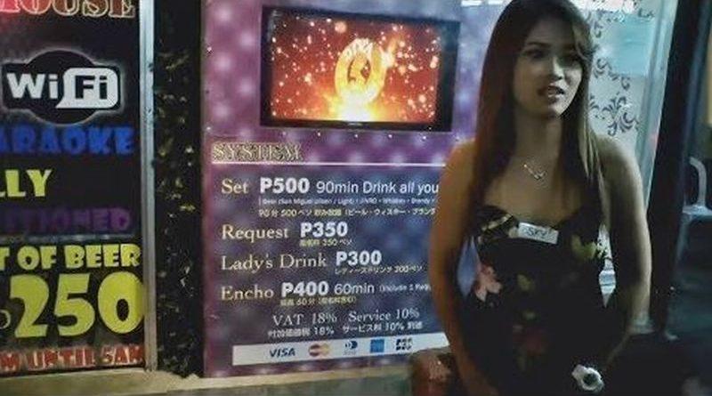 Die Philippinen im Video - Manilas KTV Bars und die Mädchen darin