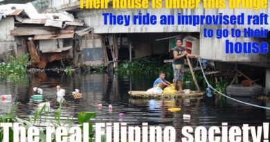Die Philippinen im Video - Leben unter der Brücke