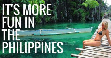 Die Philippinen im Video - Palawan mit El Nido und Coron hat einen neuen Reisefan mit der schwärmenden Lottie
