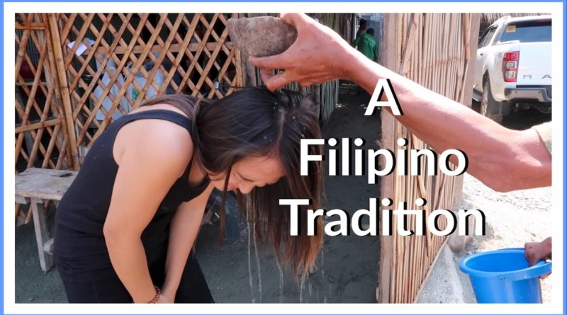 Die Philippinen im Video - Eine alte Filipinos Tradition