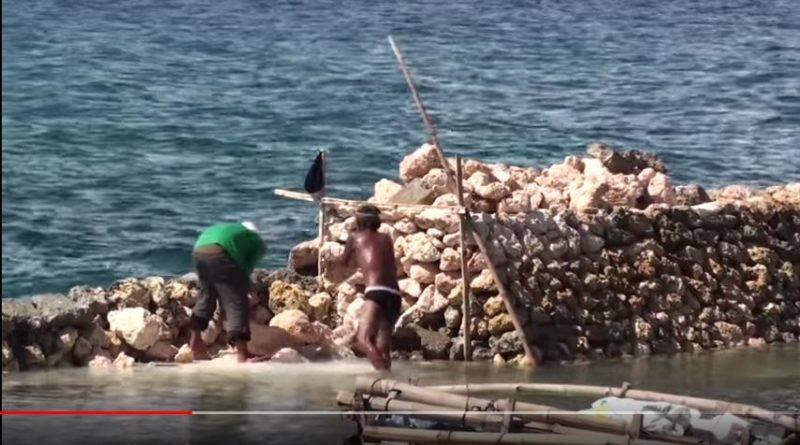 Die Philippinen im Video - in den Philippinen wird noch sehr viel mit der Hand geschaffen