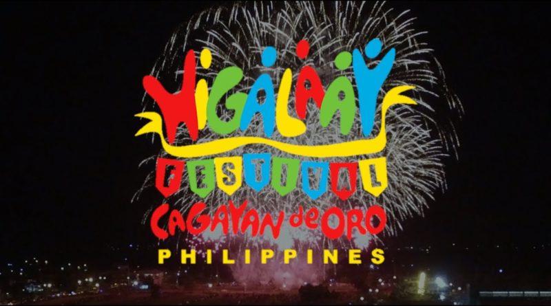 Die Philippinen im Video - Das Higalaay Festival in Cagayan de Oro in einer Minute von oben gesehen und erlebt
