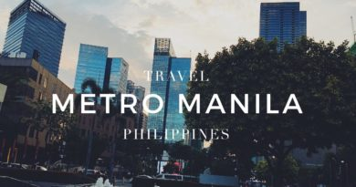 Die Philippinen im Video - Metro Manila