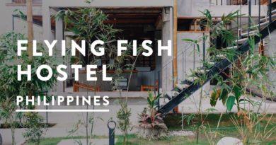 Die Philippinen im Video - Wir fliegen nach Dumaguete und wohnen im Flying Fisch - unsere Erlebnisse im Video