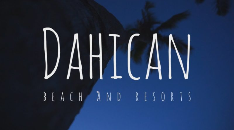 Die Philippinen im Video - Am Dahincan Beach - Strand in Mati, in Davao Oriental