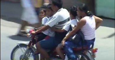 Die Philippinen im Video - Lustige Transporte nach philippinischer Art