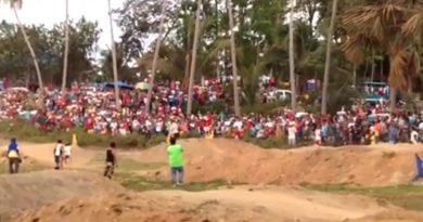 Die Philippinen im Video - Motocross ohne Motorräder