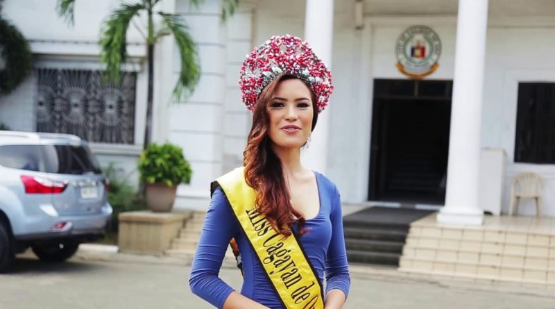 Die Philippinen im Video - Miss Earth Cagayan de Oro Sherlyn Doloriel 2017