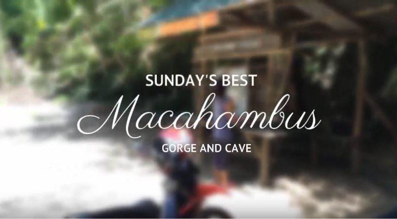 Die Philippinen im Video - Die Macambus Höhle und die Macahambus Schlucht in Cagayan de Oro