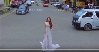 Die Philippinen im Video - Miss Earth Northern Mindanao 2017 - Celine Advocacy