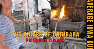 Die Philippinen im Video - Die Bolos aus Carigara