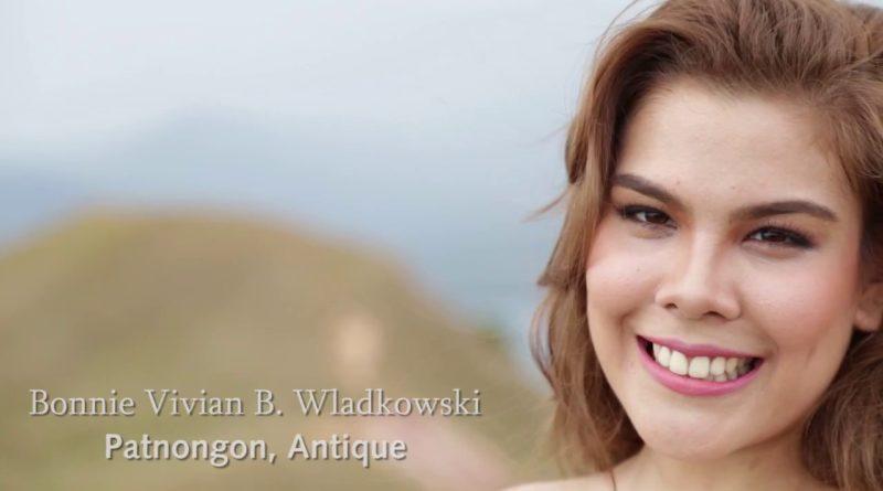 Miss Earth für Antique – Vivian Wladkowski