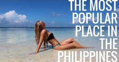 Die Philippinen im Video - Auf Panglao und Boracay mit Lottie