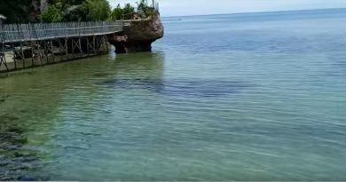 Die Philippinen im Video - Ein kleiner Wallfahrtsort in Laguindingan in der Provinz Misamis Oriental