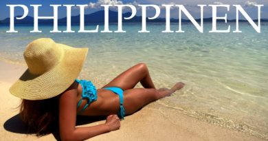 Die Philippinen im Video - Philippinen Urlaub - Wasser, Essen und Party