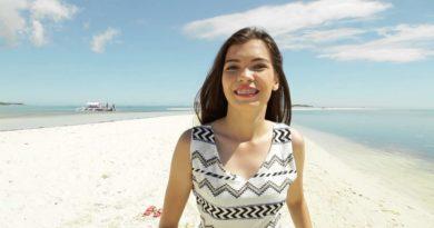 Die Philippinen im Video - Kandidatin für Miss Earth von Panglao beschreibt ihre Liebe zur ihrem Geburtsort