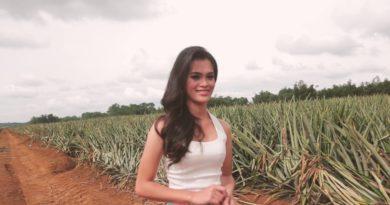 Die Philippinen im Video - Manolo Fortich und die Gedanken von Carmella Quirog, Miss Earth 2017 für Manolo Fortich in der Provinz Bukidnon