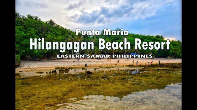 Die Philippinen im Video - Familienausflug zum Hilongagan Strandresort Punta Maria in Borongan, Eastern Samar