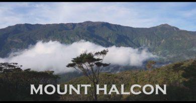 Die Philippinen im Video - Gipfelstürmung des Mount Halcon in Oriental Mindoro