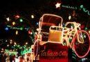 Die Philippinen im Video - Vorweihnachtszeit in Tabaco, in der Provinz Albay