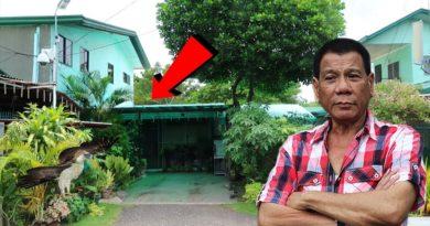 Die Philippinen im Video - Haus von Präsident Duterte
