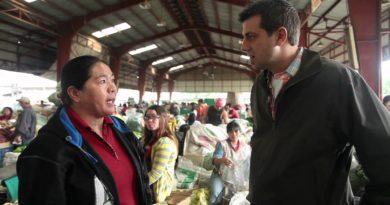 Die Philippinen im Video - Großer Handelsposten in Benguet für landwirtschaftliche Produkte der Region