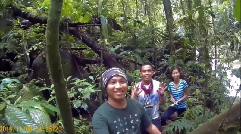 Die Philippinen im Video - CEDAR Flusswanderung in Bukidnon