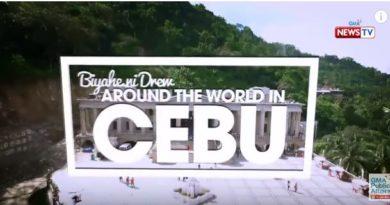 Die Philippinen im Video - Biyahe ni Drew - Rund um die Welt in Cebu