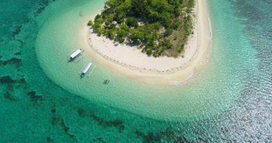 Die Philippinen im Video - Inselhüpfen mit der Insel Gabgon in Barobo, Surigao del SurDie Philippinen im Video - Inselhüpfen mit der Insel Gabgon in Barobo, Surigao del Sur