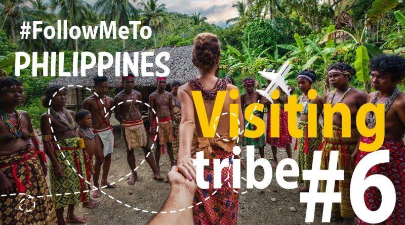 Die Philippinen im Video - Natalie & Murad im Dschungel von Palawan beim Besuch eines Stammes der Batak.